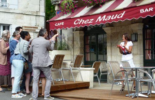 Tournage Nouvelle Maud 03 © Charente Libre